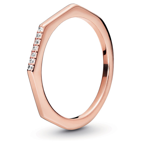 Pandora Rose ™ Multifaceted Ring