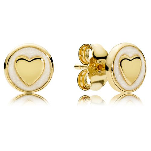 52b4e6b11 Pandora Shine ™ Sweet Statements Stud Earrings. Click here to enlarge image