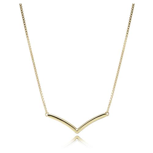 Pandora Shine ™ Wishbone Necklace