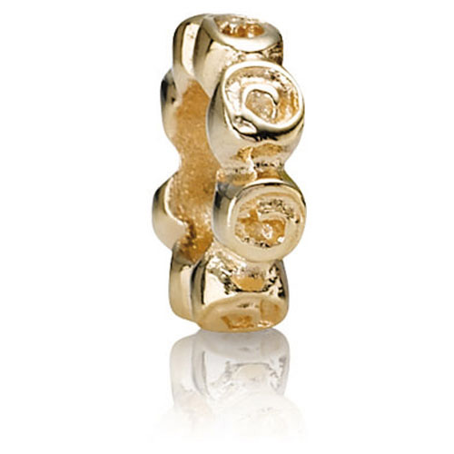 Pandora Gold Spacers