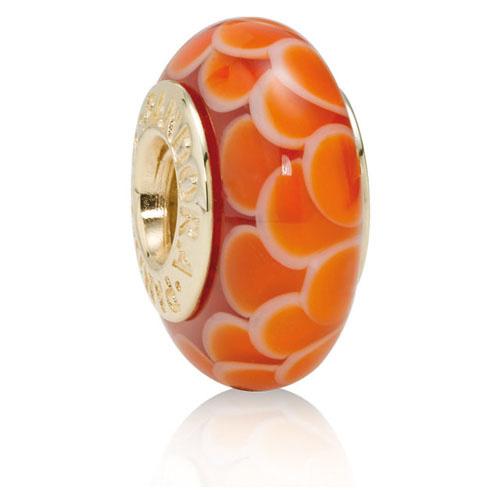 Pandora Orange Charm Price