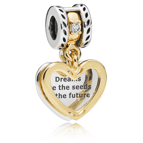 Pandora Shine ™ Seeds of the Future Dangle