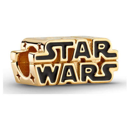 Star Wars Collector's Edition Shining 3D Logo Charm