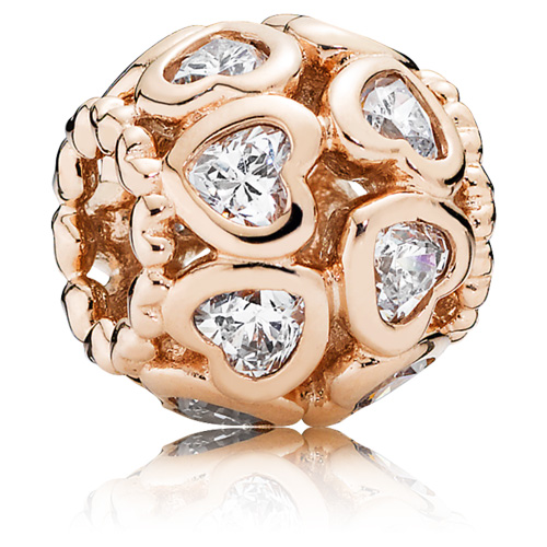 Pandora Rose ™ Love All Around Charm