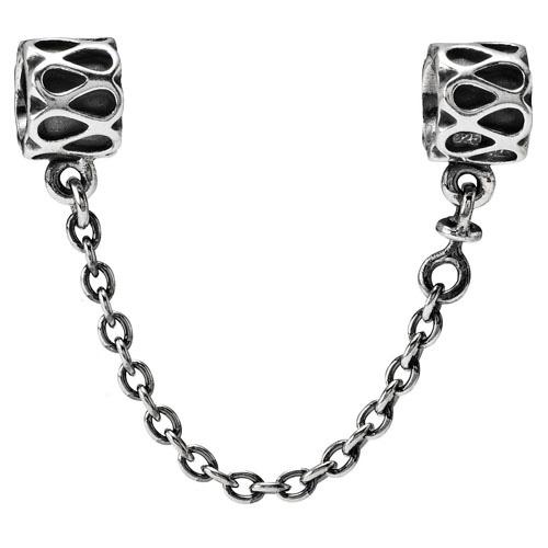 Retired Pandora Raindrop Safety Chain Safety Chains