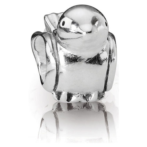 Pandora Jewelry St Louis: Retired PANDORA Birdie Charm :: Sterling Silver Charms