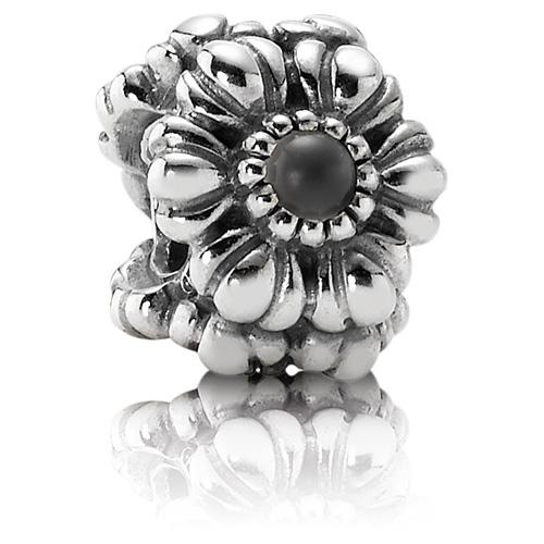 Pandora Jewelry Online Retailers: Retired PANDORA June Birthday Blooms Charm :: Birthstone