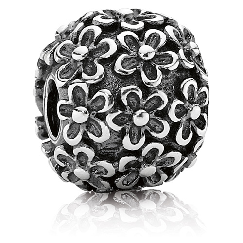 Pandora Jewelry Denmark: Retired PANDORA Large Perfect Posies Charm :: Sterling