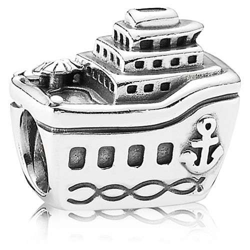 Pandora Jewelry Online Retailers: PANDORA All Aboard Charm :: Sterling Silver Charms 791043