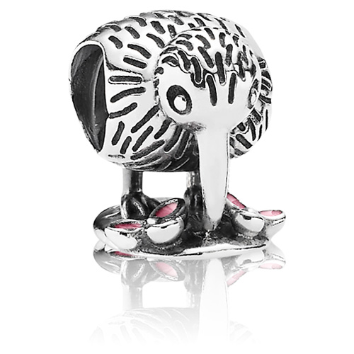 Pandora Jewelry Online Retailers: Retired PANDORA Kiwi Bird Charm :: Enamel Charms