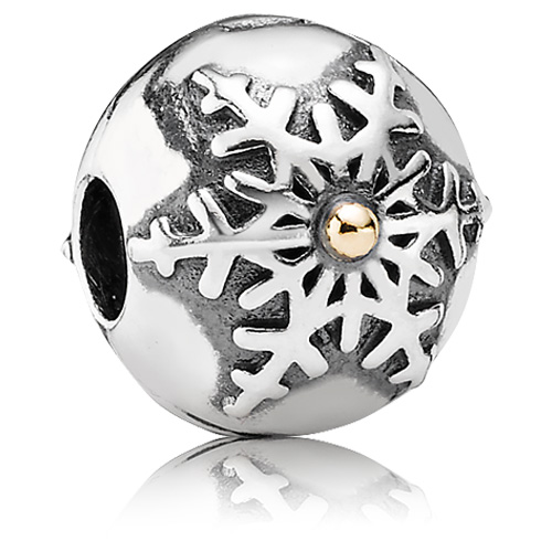 Pandora Jewelry Llc: Retired PANDORA Winter Wonderland Clip :: Clips 791232