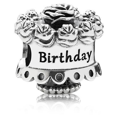 Birthday Pandora Charms