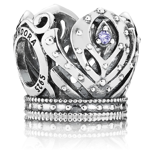Pandora Jewelry Denmark: PANDORA Disney Anna's Crown Charm :: Disney Charms