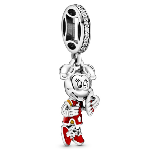 Disney Qipao Minnie Mouse Dangle Charm