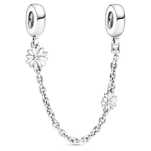 Daisy Flower Safety Chain