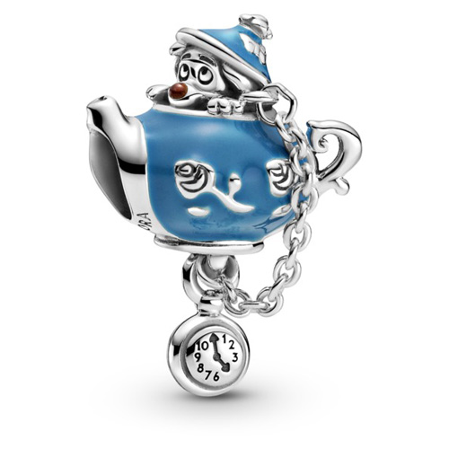 Disney Alice in Wonderland Unbirthday Party Teapot Charm