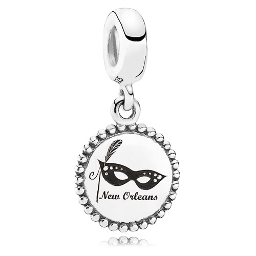 New Orleans Dangle Charm