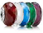 Pandora Faceted Murano Glass