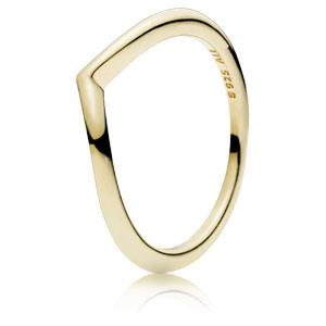 Pandora Shine ™ Wishbone Ring