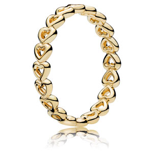 Pandora Shine ™ Linked Love Ring