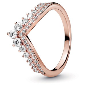 Pandora Rose ™ Princess Wishbone Ring