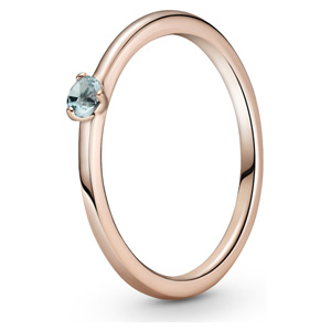 Pandora Rose ™ Light Blue Solitaire Ring