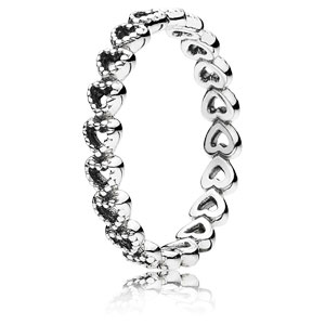Linked Love Stackable Ring