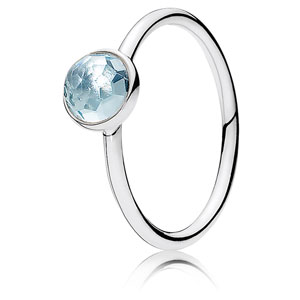 March Droplet Ring