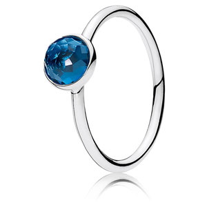 December Droplet Ring