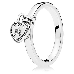 Love Lock Ring