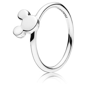 Disney Mickey Mouse Ears Ring