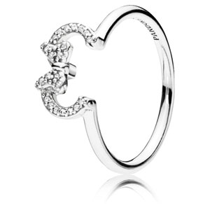 Disney Minnie Mouse Ears Ring