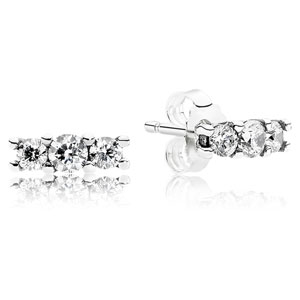 Sparkling Elegance Stud Earrings