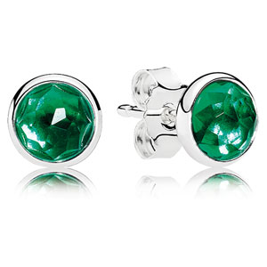 May Droplets Stud Earrings