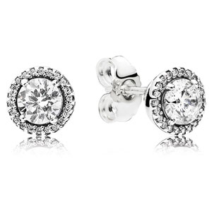 Classic Elegance Stud Earrings