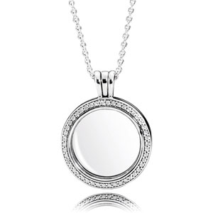 Sparkling Pandora Medium Locket