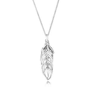 d53e94034 Pandora Floating Grains Necklace :: Necklace Stories 397753CZ-70 ...