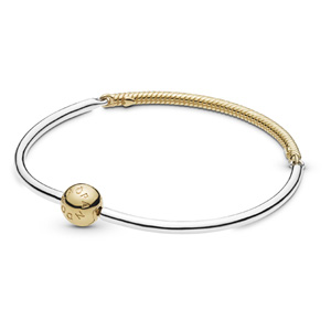 Three-Link Pandora Shine ™ Bangle Bracelet