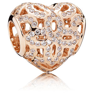 Pandora Rose ™ Love and Appreciation Charm