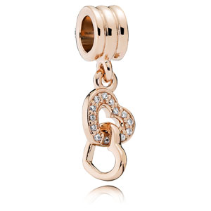 Pandora Rose™ Interlocking Love Dangle