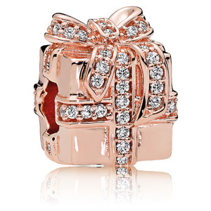 Pandora Rose ™ Sparkling Surprise Charm