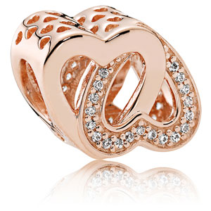 Pandora Rose ™ Entwined Love Charm