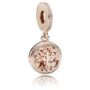 Pandora Rose ™ Family Roots Dangle