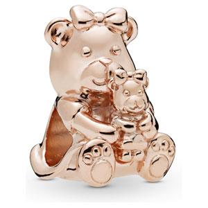 Pandora Shine Theodore Bear Charm Pandora Shine Tm