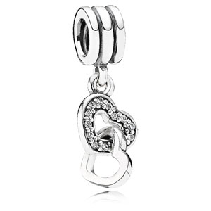 Interlocking Love Dangle