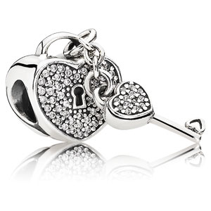 Lock of Love Charm