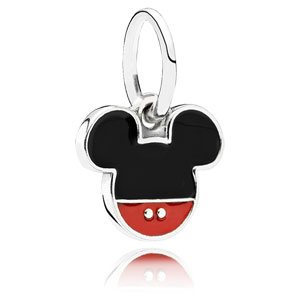 Disney Mickey Icon Pendant