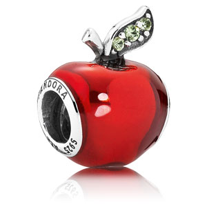 Disney Snow White's Apple Charm