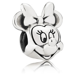 Disney Minnie Mouse Portrait Charm