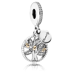 Family Heritage Tree Dangle